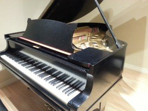 Piano studio, Music lessons Brmapton