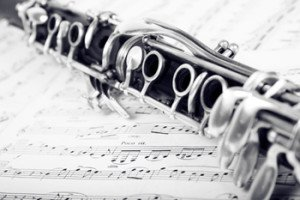clarinet on musicprogram